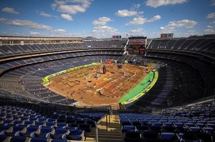 Qualcomm Stadium in San Diego / Photo by: AMA Supercross
