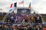 62nd edition of the Red Bull Motocross of  Nations - Podium / Photo by: Youthstream