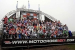 Championship riders and their start numbers / Photo by: Youthstream